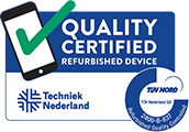 Quality certified refurbished device