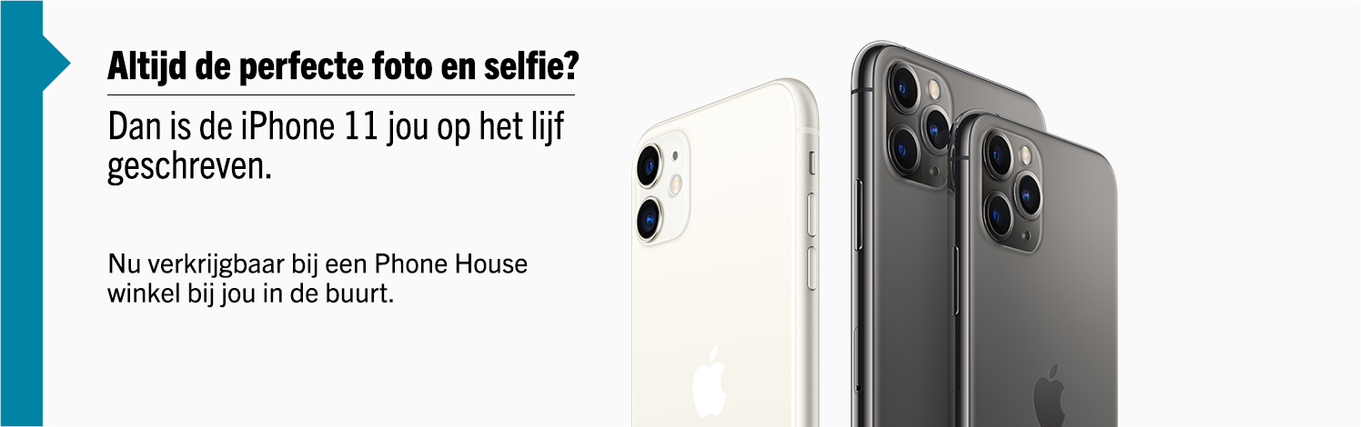 De Apple iPhone 11