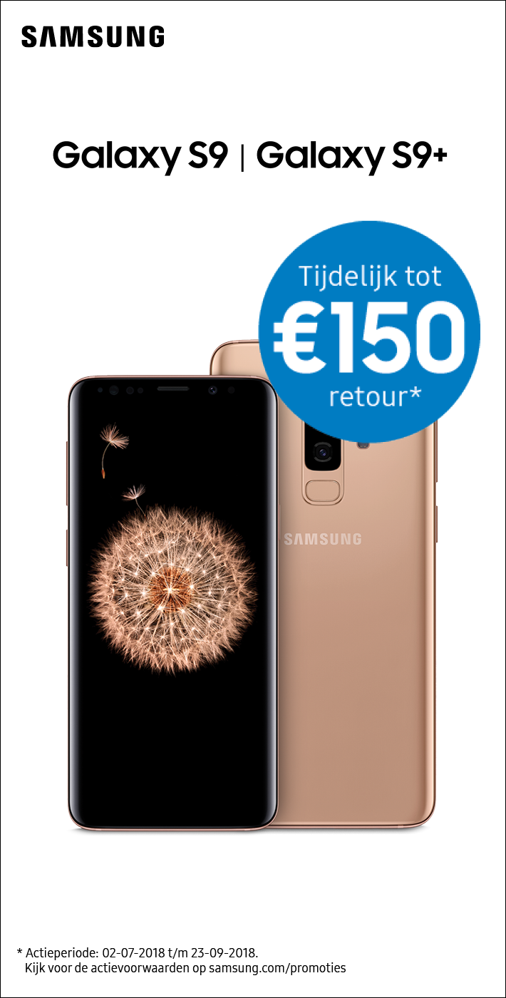 Samsung S9 Sunrise Gold