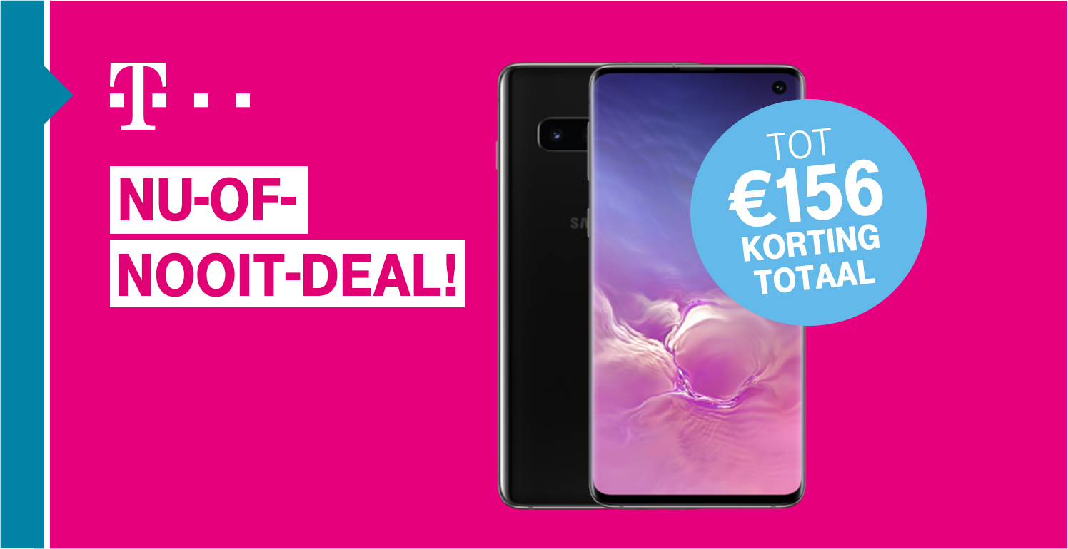 T-Mobile Nu Of Nooit Deal